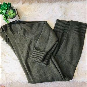 Massimo Dutti / Wool Blend Long Cardigan